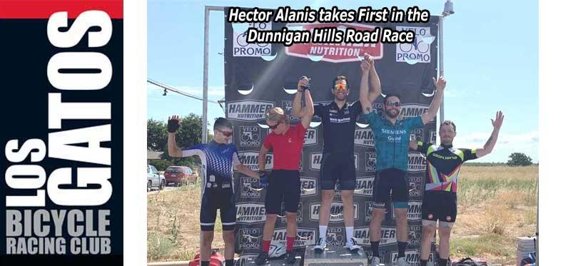 Hector Alanis wins Dunnigan Hills